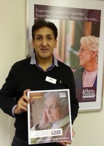 Suhail Rehman - Home Instead Senior Care