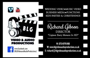 BLG Video & Audio Productions